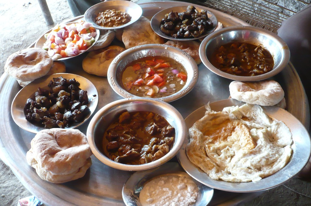CHANGE: What do Sudanese people eat?